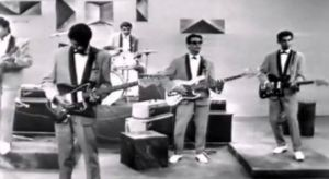 Crazy Rockers- Indorock Band circa 1962