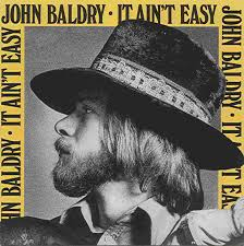 Long John Baldry It Aint Easy Cover 1971