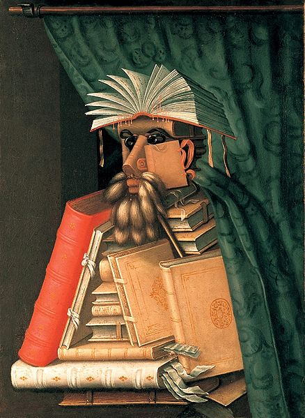 Arcimboldo- The Librarian