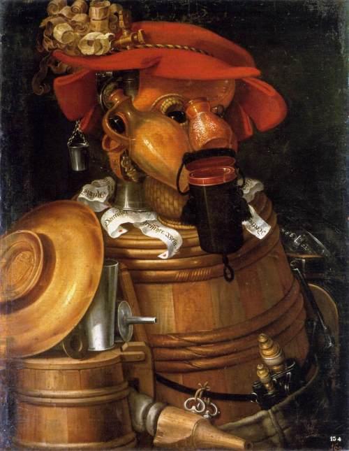 Arcimboldo-The Waiter