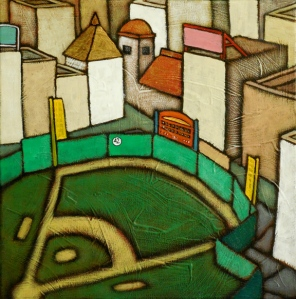 "GC Myers- ""Greener Pastures: 42"""