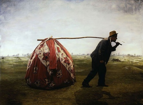Teun Hocks Baggage