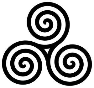 Triple Spiral