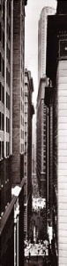 Berenice Abbott -Exchange Place