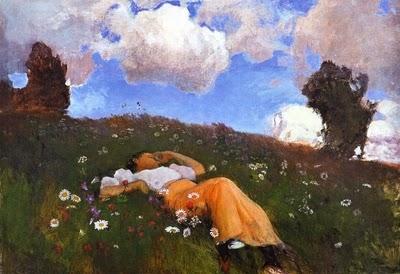 Jarnefelt- Saimi in the Meadow 1892