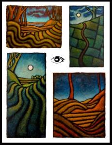 -GC Myers -Dark Work  ca 2002