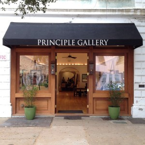 Principle Gallery Charleston exterior Nov 2013