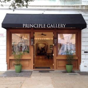 Principle Gallery Charleston exterior Nov 2013