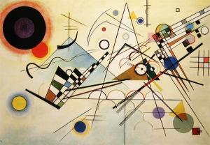 Wassily Kandinsky- Composition VIII  1923