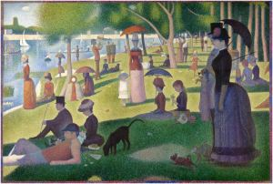 A_Sunday_on_La_Grande_Jatte,_Georges_Seurat,_1884.