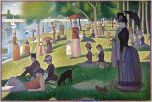 A_Sunday_on_La_Grande_Jatte,_Georges_Seurat,_1884.