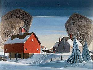 Dale Nichols- After the Blizzard 1967