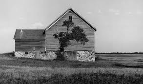 David Plowden- Abandoned Barn, Barns County, ND