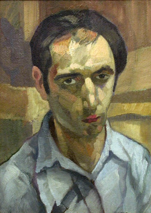 Krasnow  Self Portrait 1925