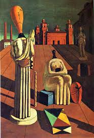 de chirico the disquieting muses 1916