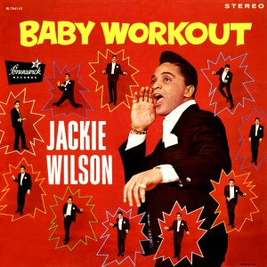 Jackie Wilson Baby Workout LP Cover