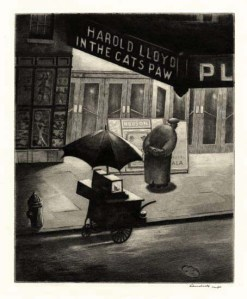 Armin Landeck Cats Paw 1934
