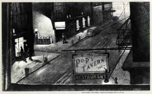 Armin Landeck Pop's Tavern 1934
