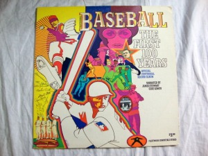 Baseball The First 100 Years Album Cover