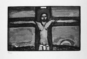 Georges Rouault- Crucifixion 1939