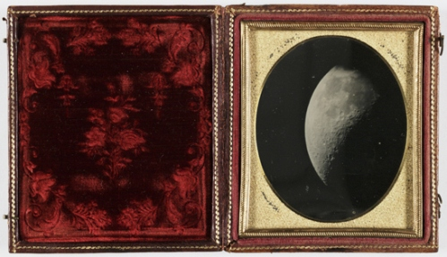 John Adams Whipple- The Moon 1851