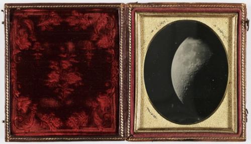 John Adams Whipple- The Moon 1851