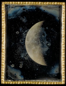 John Adams Whipple- View of the Moon 1852