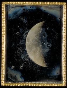 John Adams Whipple- View of the Moon 1852