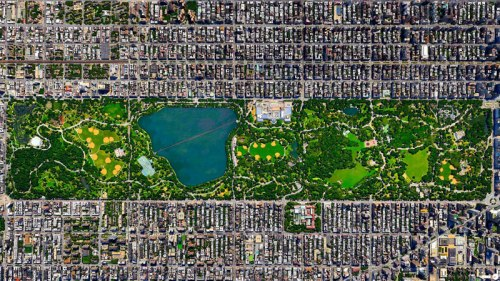 Daily Overview -central-park-new-york-city-from-above-aerial-satellite
