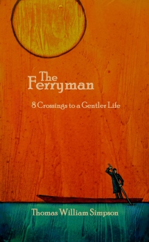 Thomas William Simpson-The Ferryman Cover  / GC Myers art