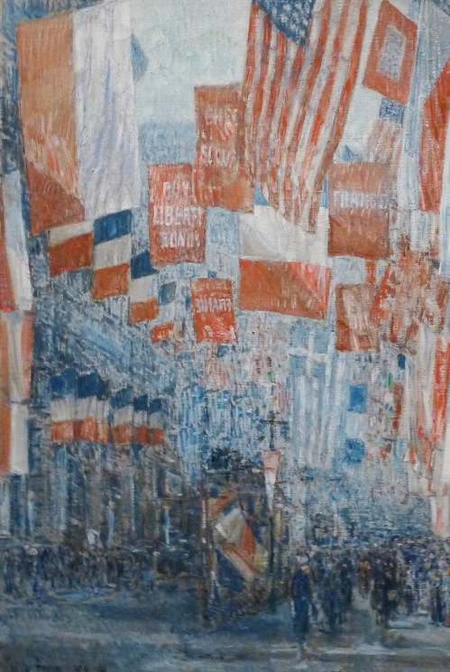 Childe_Hassam-Avenue_of_the_Allies-1917