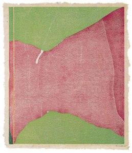 Helen Frankenthaler- Savage Breeze