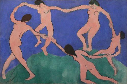 Matisse- La_danse_ 1st Version MOMA