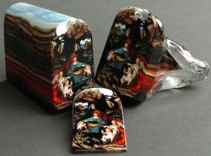 Murrine Glass by Loren Stump