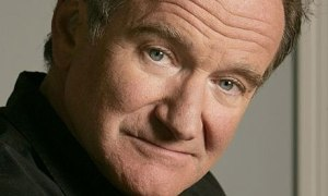 Robin Williams--- Photo Reed Saxon AP