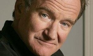 Robin Williams--- Photo Reed Saxon AP
