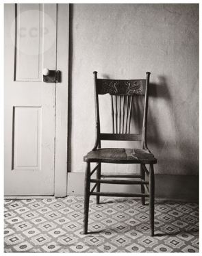 Writght Morris- Straightback Chair, The Home Place