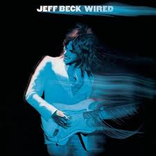 Jeff Beck Wired LP cover 1976