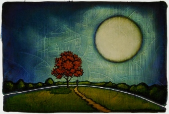GC Myers- Moonshadows