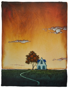GC Myers- As Clouds Roll By 2010