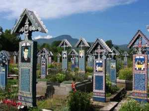 Merry-cemetery-Sapanta-Romania