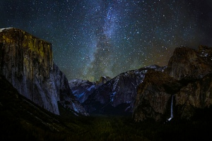 Project Yosemite Night Image
