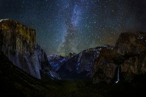 Project Yosemite Night Image