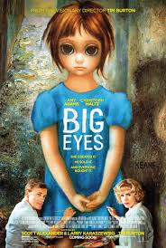 Big Eyes Poster Tim Burton