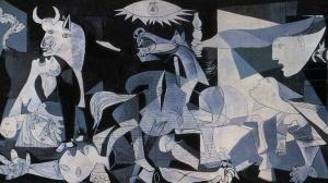 Pablo Picasso- Guernica
