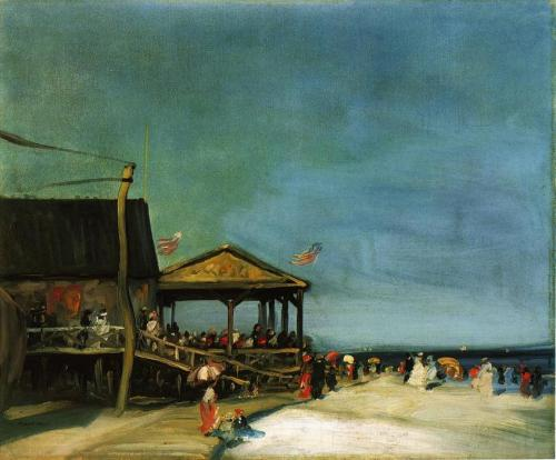 Robert Henri- At Far Rockaway