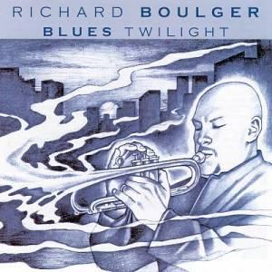Blues Twilight Cover Richard Boulger