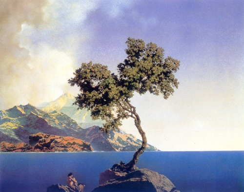 maxfield-parrish-aquamarine