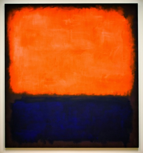 Rothko Number 14