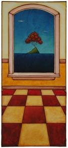 GC Myers-  In the Window- Everpresent